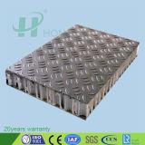 床のための高力の滑り止めアルミニウム蜜蜂の巣のパネル