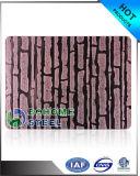 439 441 strato impresso laminato a freddo/laminato a caldo dell'acciaio inossidabile del reticolo di rivestimento della bobina di piatto dello strato dell'acciaio inossidabile 409L 436 per la decorazione dell'elevatore