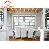 Nuevo diseño Seguro Popular y ventilados/aluminio Ventanas de aluminio