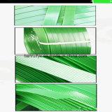 Proveedor de China 2018 nuevos productos de mantenimiento de la tensión de la espléndida banda de plástico PET con buena calidad para caja de embalaje (KR601)