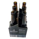 La impresión personalizada 6 Botellas caja de cerveza
