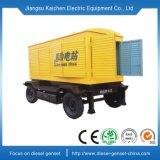 O calor de energia do gerador 10kw-2000kw gerador diesel e trailer de venda