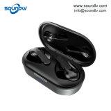 Оптовая торговля нажмите кнопку марки Wireless Bluetooth наушников с микрофоном