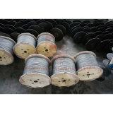 Höhenruder-Sicherheits-Bauteile mit Höhenruder-Stahldrahtseil (9X17S+IWRC)