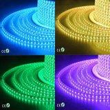 Venda Direta de fábrica 5050 RGB LED Fita Flexível de Natal da Luz de Iluminação Decorativa