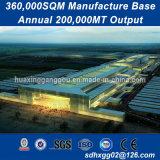 Use um36 Material A572 Peb High-Rise Pole edifícios da Estrutura