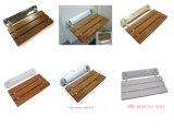 Asiento de ducha en madera de teca (Modelo D)