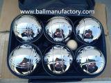 L'approvisionnement des loisirs de boules lyonnaises boules en métal balle dans le prix bon marché