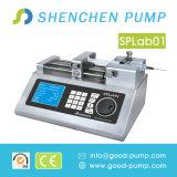 Pompe de la seringue Splab01 pour la rotation électrostatique