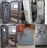 Acero marino/aluminio rápida Clsoe rápido de abrir la puerta estanca/estanco con VB, ABS, DNV Cert de barcos