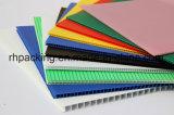 Migliore scheda del contrassegno trattata di stampa 3-6mm corona pp Coroplast Corflute Correx di prezzi/scheda di protezione