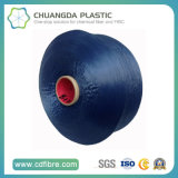 Het milieuvriendelijke Blauwe 900d Garen van het Polypropyleen van FDY voor Riem