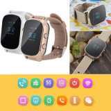 T58 Kid GPS Bluetooth bebé Reloj inteligente para Android Ios