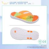 Le donne variopinte di pressione sanguigna fluttuano la suola impastano le cadute di vibrazione di pressione del piatto del piede