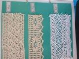 Ordinateur de machine de textile de lacet de fils de coton