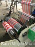 Alta velocidad doble color de film soplado de la máquina (MD-45X2-600)
