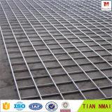 Panel de acoplamiento soldado de acero inoxidable 304