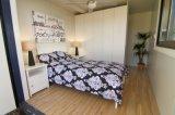 Ce certifié 2 chambres à coucher et conteneur modulaires préfabriquées chambre