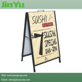 "24 ""* 36"" a-Frame Sidewalk Sign Post Board"