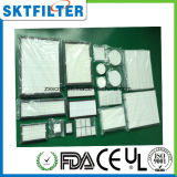 Большая пыль содержа фильтр емкости HEPA