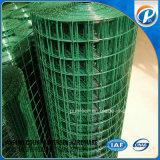 Alta calidad de bajo carbono galvanizado 1/4 pulgada Malla de alambre soldado