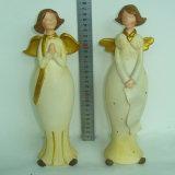 Figurine Handmade del giardino della resina di vendita calda per Deco