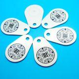 Fibra di vetro Keyfob della pera RFID della pera MIFARE DESFire EV1 2K di Overmolded