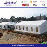 Barraca ao ar livre do famoso com o telhado impermeável do PVC para 500 povos