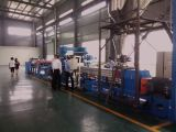 Bardeau de chaîne de production d'extrusion de batterie
