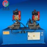 Unterschiedliche Rohr-Ausschnitt-Maschine des Winkel-Ausschnitt-Plm-Qg355CNC halbautomatische