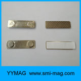 Supporto di distintivo magnetico di plastica della modifica di nome