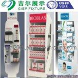 Steel Metal Shop cosmétique pour vitrine d'affichage (GDS-043)