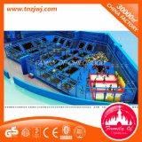 Коммерческого применения внутри помещений аттракционы оборудование для парковки батут батут