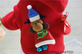 Christmas Pet Christmas Hoodie Manteau Dog Holiday Clothes