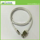 Koord van het Flard van de Uitbreiding van FTP CAT6 Ethernet RJ45 het Mannelijke/Vrouwelijke