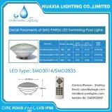 IP68 imprägniern 12V 18W Unterwasser-LED Swimmingpool-Licht