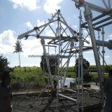 Modular de la luz de la construcción de la construcción de acero para el mercado