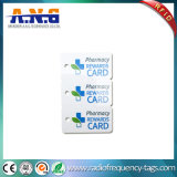 F08 RFID 13.56MHz Mini Card para entrada de porta