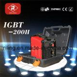 Сварочный аппарат MMA с пластичным случаем (IGBT-160H/200H)