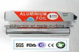 8011 rodillo sin aceite del papel de aluminio del genio 0.010*7.62m de O