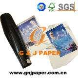 Format A4 de la sublimation du papier pour des textiles de coton