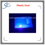UVgefälschte Plastikantikarte mit Drucken