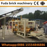 Machine de moulage de brique de machine à paver de couplage du constructeur Qt4-18 de machine de bloc