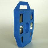 Solides solubles attachant le type 304 pour protéger l'isolation contre les intempéries en roulis