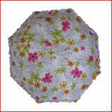 سيدة الشمس مظلة 3 قابلة للطي مظلة المطر (3FU010)