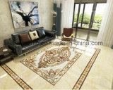 Polished & Golden Geglazuurd Puzzle Crystal Floor Tile in Guangzhou