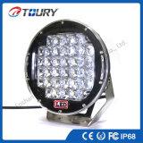 9inch 둥근 LED 모는 빛 96W Offroad LED 작동되는 램프