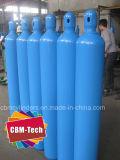 cilindri di ossigeno medici 10L con le protezioni del cilindro