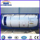 20feet LPG/LNG/Propane/Tetrafluoroethane Becken-Behälter mit Datenträger 22000L für Verkauf