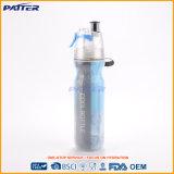 Различным пластмасса размера подгонянная цветом резвится бутылка воды